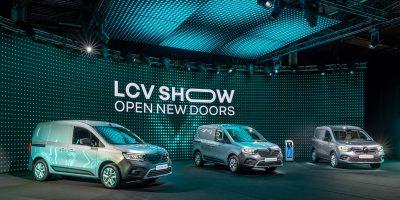Renault LCV: novità per soluzioni a zero emissioni