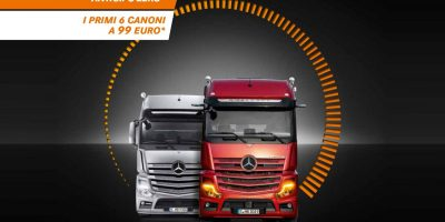 ReStart TruckStore: Mercedes e TruckStore lanciano una nuova offerta finanziaria per ripartire