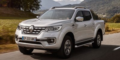 Renault Alaskan 2.3 dCi Single Turbo 160CV S&S Intens