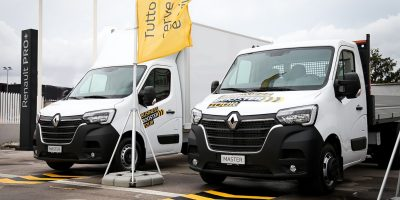 Renault, al via il Business Booster Tour 2020