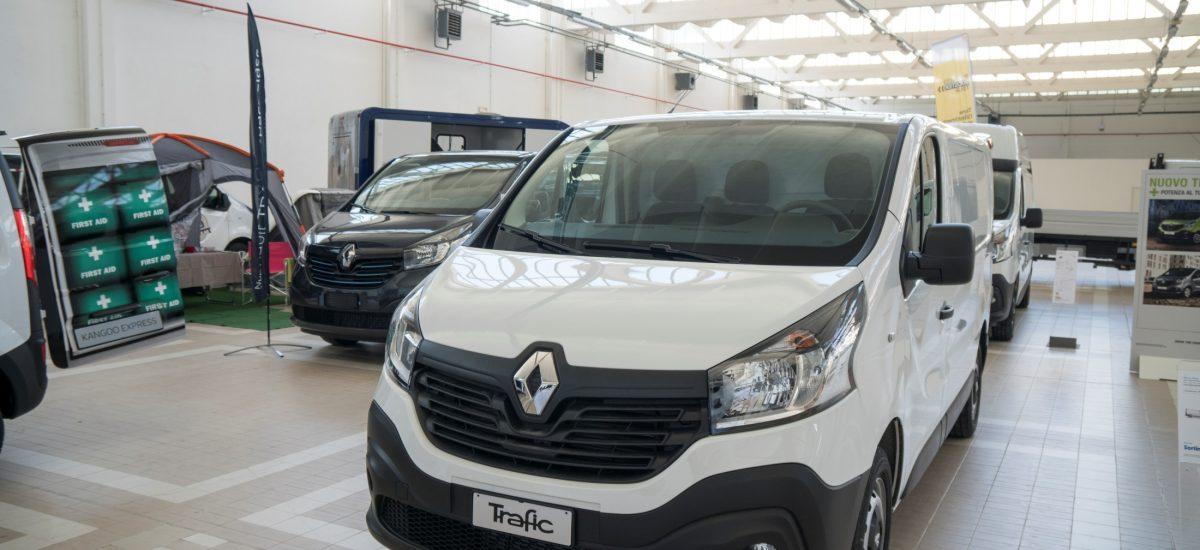 Renault Business Booster Tour Sassari