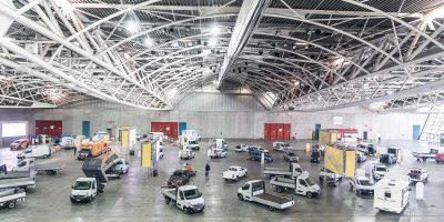 Renault Booster Tour 2018: i veicoli allestiti Dacia e Renault