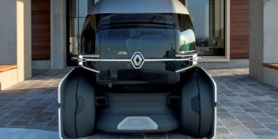 Renault EZ-PRO: il futuro delle consegne urbane