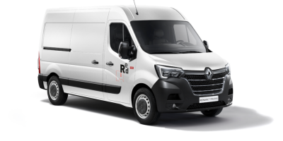 Renault Master: arriva la versione Red Edition