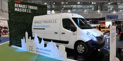 Renault Trucks a Transpotec Logitec 2019