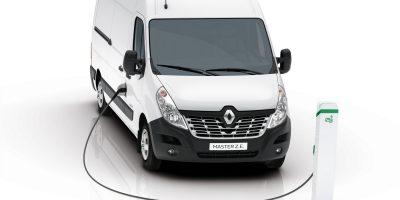 Furgoni Renault Z.E.: arriva il Master elettrico (e non solo)