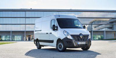 Renault Master Z.E.: i dati e i prezzi del furgone elettrico francese