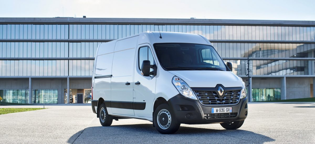 2018 – Renault Master Z.E. tests drive and electric LCV range in Lisboa