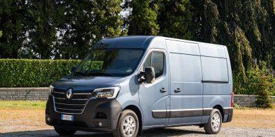 Il Renault Master premiato in Francia