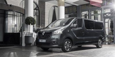 Renault Trafic SpaceClass, le informazioni e i prezzi dell'elegante shuttle