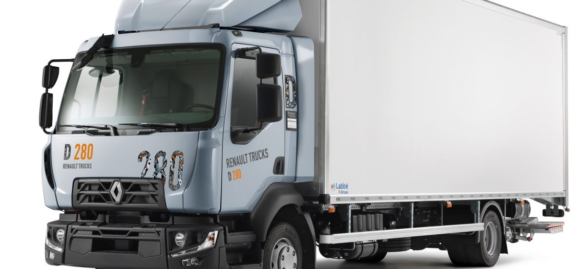 Renault Trucks D 280 2020