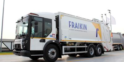 Renault Trucks e Fraikin a Ecomondo 2019