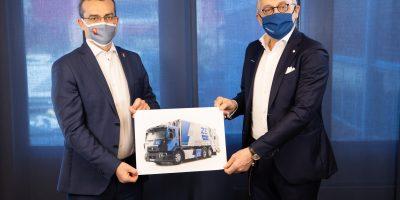 Renault Trucks Italia e Gorent. Il primo veicolo industriale elettrico in Italia
