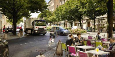 Renault Trucks: un D Wide Z.E. per la Metropoli di Lione