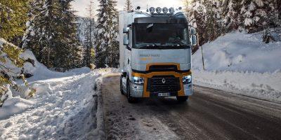 Renault Trucks: arrivano i droni