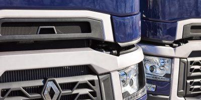 Renault Trucks prima nell'HappyIndex®AtWork 2019