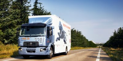 Renault Trucks D Wide vince il premio Sustainable truck of the year 2021