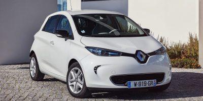 La Renault Zoe diventa Van: 400 km di autonomia