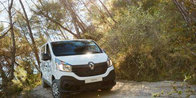 Renault, nuova gamma Ice e Master X-Track