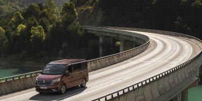 Il Nuovo Trafic SpaceNomad nel listino Renault