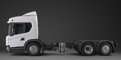 Scania serie L: arriva il motore 7 litri
