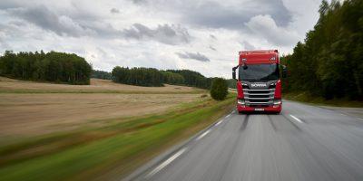 Scania R 450, il camion parco nei consumi