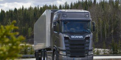 Le novità Scania del 2017