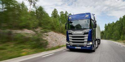 Scania: più sicurezza con il nuovo sistema di rilevamento laterale