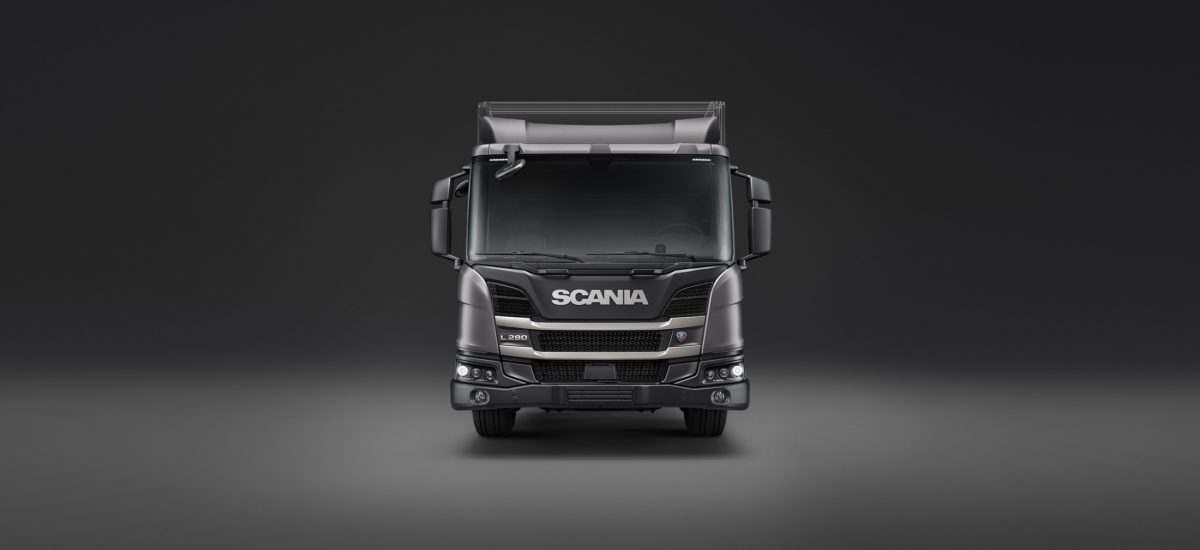 Scania serie L frontale