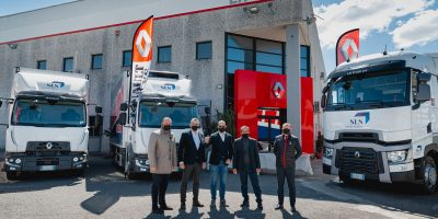 Sigma Logistic sceglie Renault Trucks