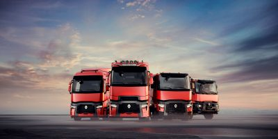 I nuovi T & T High Evolution nel videogioco Euro Truck Simulator 2