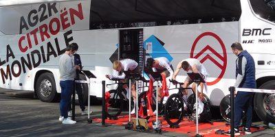Ciclismo: Citroën co-partner di AG2R La Mondiale