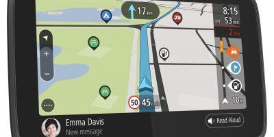 TomTom GO Camper: tutte le novità del navigatore per caravan