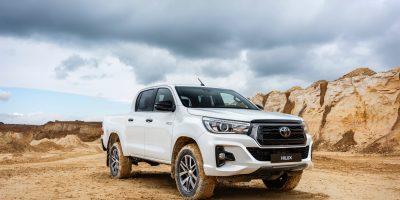 Toyota Hilux 2019: le foto e i dati