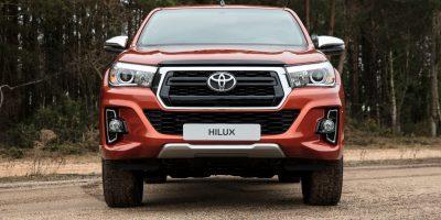 Toyota Hilux: arriva la versione Executive+