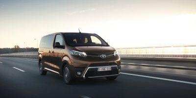 Toyota ProAce Verso MY18: foto, dati e prezzi