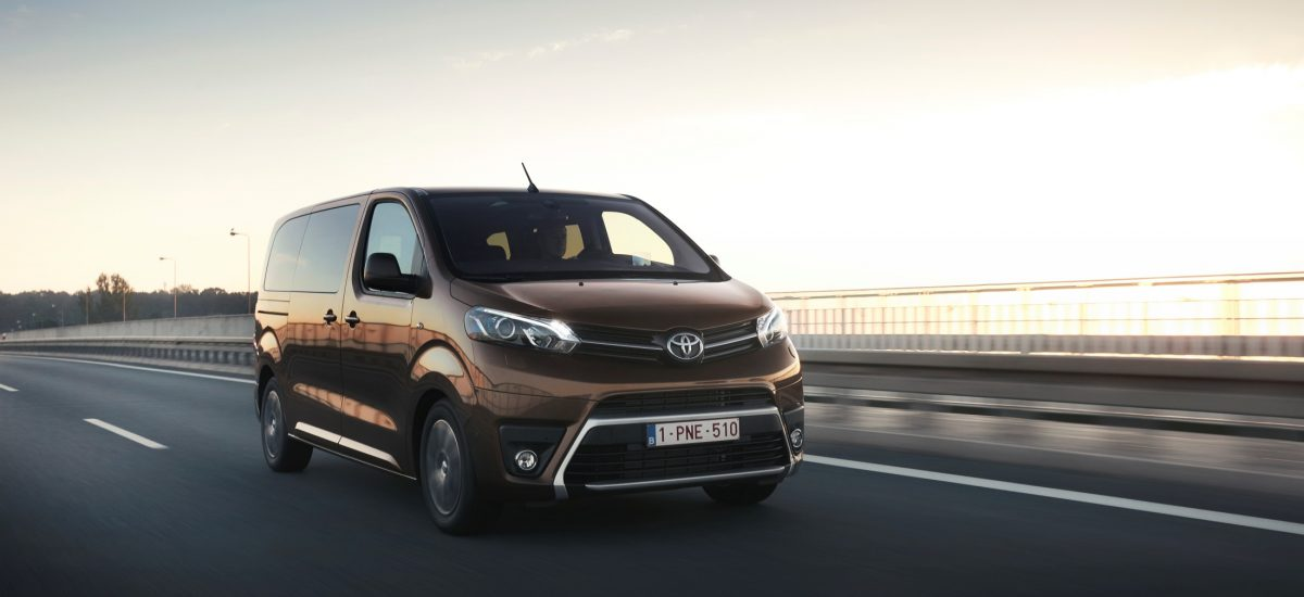 Toyota ProAce Verso MY18