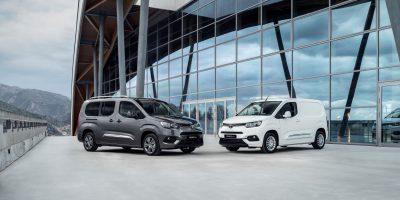 Toyota Proace City: le foto e i dati