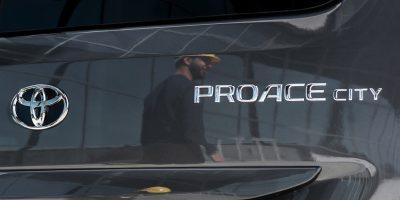 Toyota Proace City: il debutto il 30 aprile