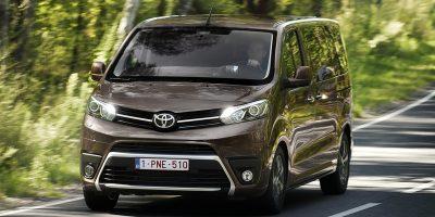 PSA e Toyota, sinergia a lungo termine sui veicoli commerciali