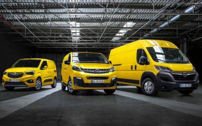 Movano e Movano-e, ecco i nuovi van di Opel