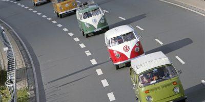 VW Bus Festival: l'evento di Volkswagen Veicoli Commerciali dedicato al Bulli