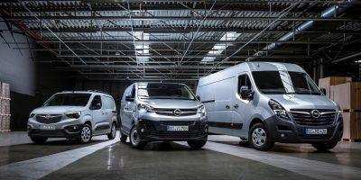 La storia dei veicoli commerciali Opel