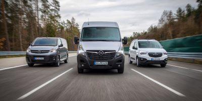Veicoli commerciali Opel: ora anche nei concessionari auto