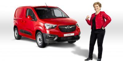 Mara Maionchi brand ambassador di Opel Veicoli Commerciali