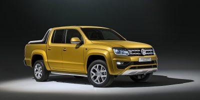 Volkswagen Amarok: tante novità a Francoforte 2017