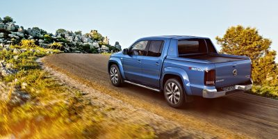 Il Volkswagen Amarok conquista l'International Pick-Up Award 2018