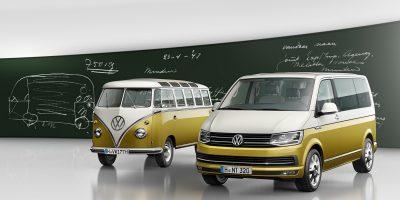 Volkswagen Bulli 70 anni al Salone di Ginevra 2017