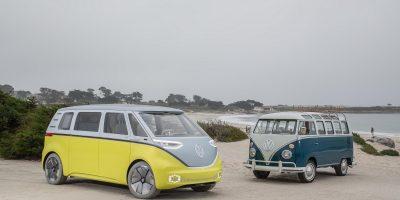 Il ritorno del Volkswagen Bulli: arriverà nel 2022 e sarà elettrico