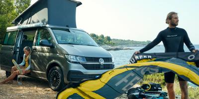 Volkswagen California 6.1: le foto, i dati e i prezzi del camper tedesco